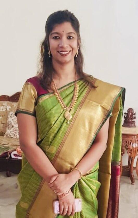 Dr Gayathri Priyadarshini R S