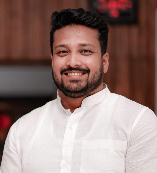 Kishore Kumar Das